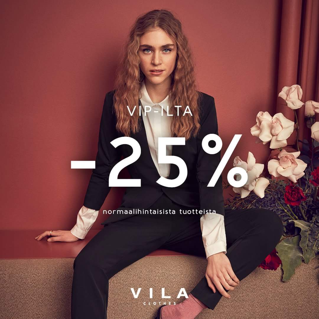 VIP ILTA! - Vila Clothes