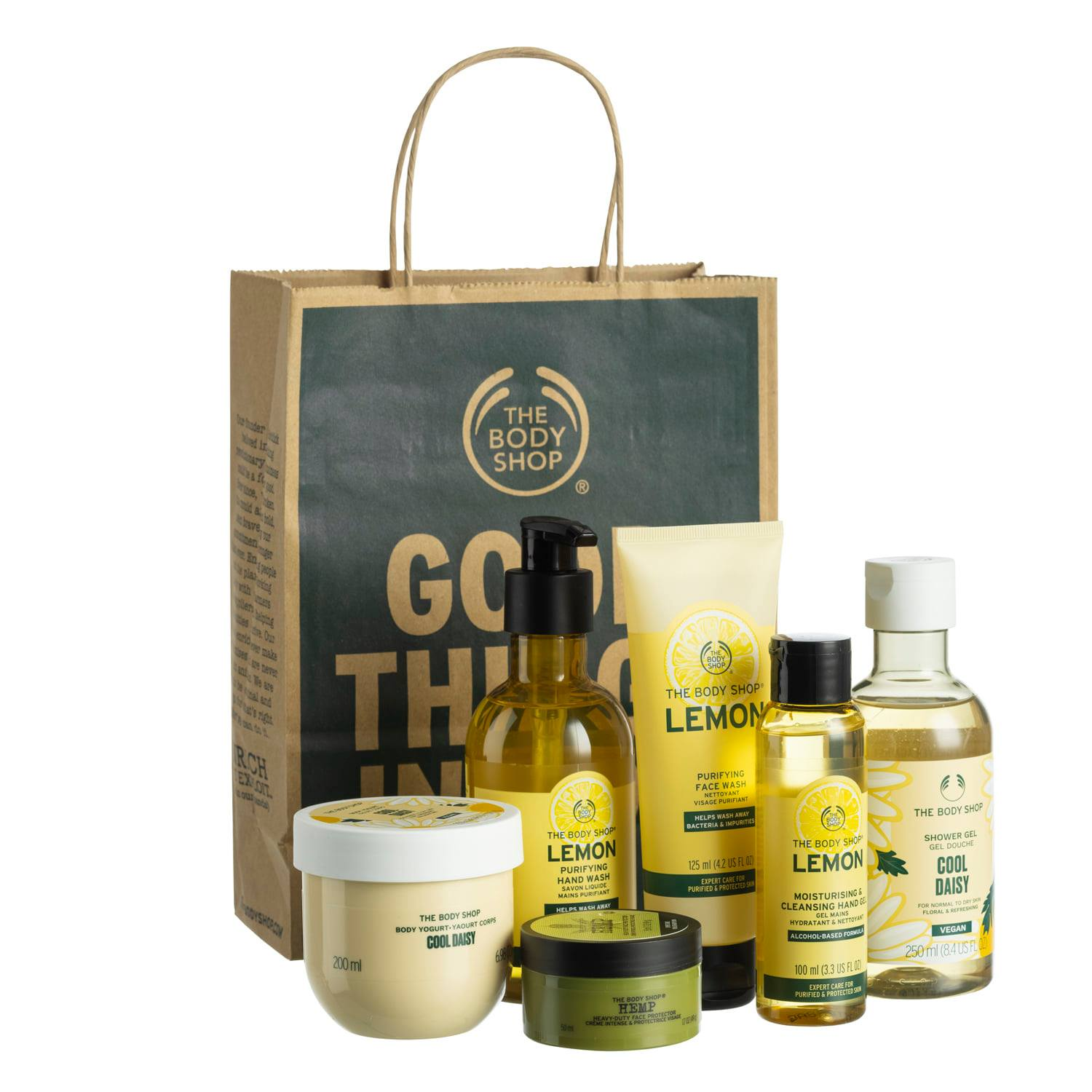 Kotoilusetti - The Body Shop