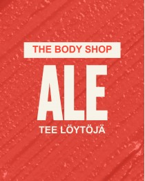 Ale alkaa - The Body Shop